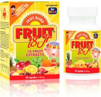 FRUIT 18 JR 30